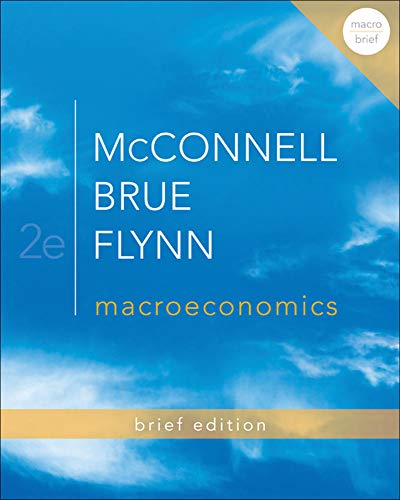 9780077416409: Macroeconomics Brief Edition (The Mcgraw-Hill Economics)