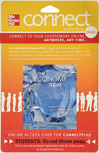 9780077416447: Connect 2-Semester Access Card for Economics