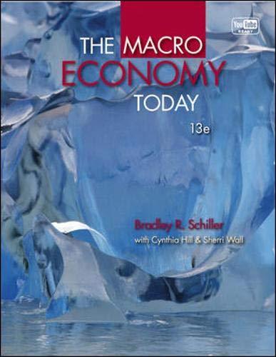 9780077416478: The Macro Economy Today (The Mcgraw-hill Series Economics)