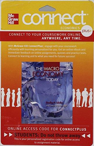 9780077416508: Connect Plus Economics One Semester Access Card for Macroeconomics