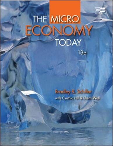 9780077416539: The Micro Economy Today (McGraw-Hill Series Economics)