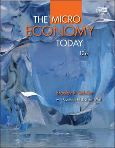 9780077416539: The Micro Economy Today (McGraw-Hill Series Economics)