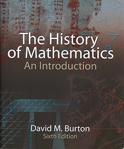 9780077420185: The History of Mathematics an Introduction, 6e