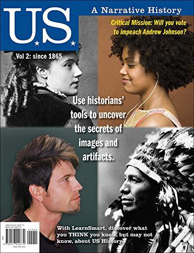 US: A Narrative History, Volume 2: Since: Davidson, James West,