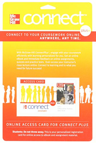 Connect 1-Semester Access Card w/ LearnSmart for: Davidson, James West,