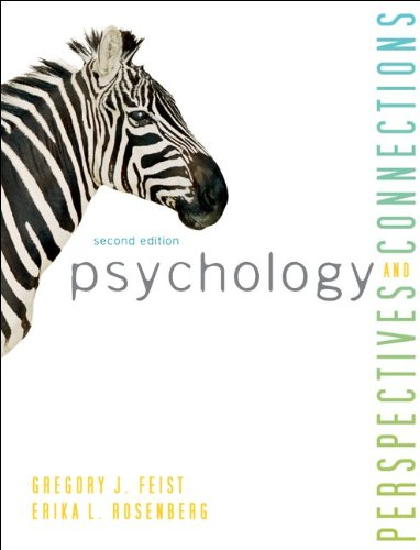 9780077422080: Connect Plus Psychology 1 Semester Access Card for Psychology: Perspectives & Connections