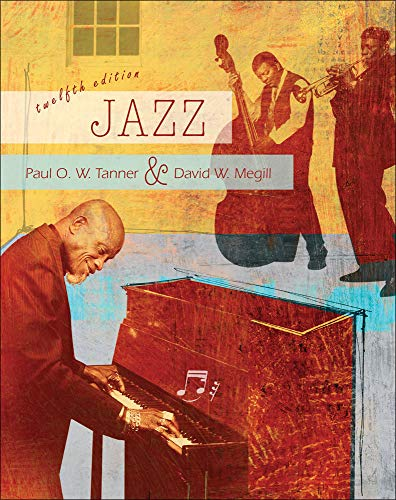 Audio CD Set (4 disk set) for: Tanner Jazz, Paul