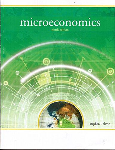 9780077426767: Microeconomics