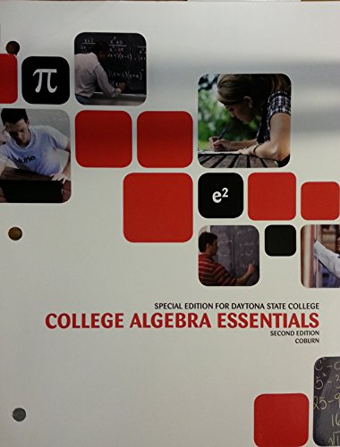 9780077429638: College Algebra Essentials