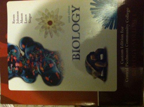 9780077429805: Biology Volume 1 (CPCC Ed.)