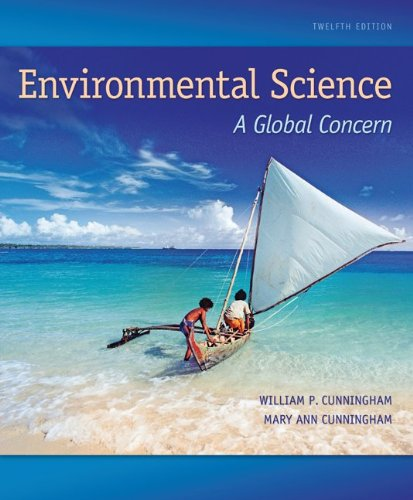 9780077431204: Environmental Science, 12th Edition