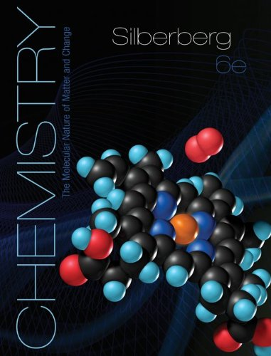 9780077431372: Loose Leaf Version for Chemistry: The Molecular Nature of Matter and Change
