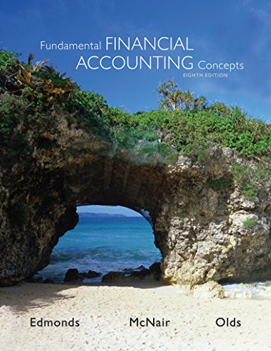 9780077433888: Working Papers for Fundamental Financial Accounting Concepts