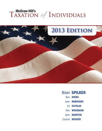 9780077434236: Loose-leaf for McGraw-Hill's Taxation of Individuals