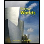 9780077435752: New Worlds: An Introduction to College Reading with Access Code