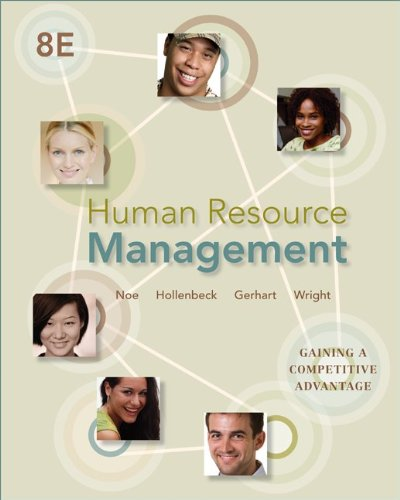 9780077437251: Human Resource Management: Gaining a Competitive Advantage