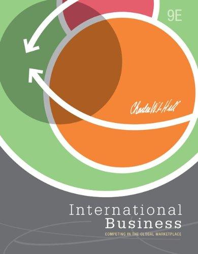 9780077437602: Loose-Leaf for International Business