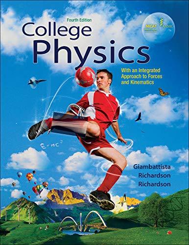 College Physics (Students Solutions Manual): Giambattista