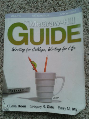 9780077438302: MCGRAW-HILL GUIDE >CUSTOM<