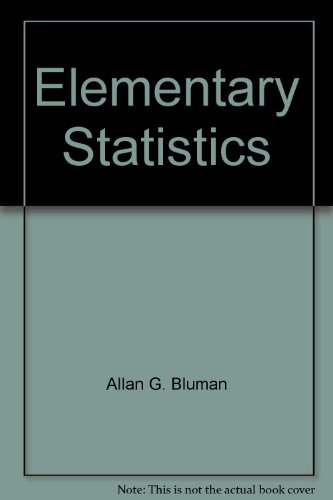 9780077438579 Elementary Statistics A Step By Step Approach 8th