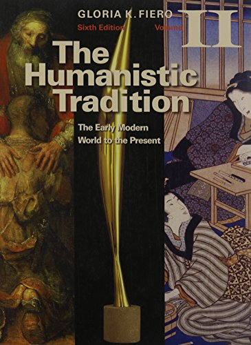 9780077440107: The Humanistic Tradition, Volume 2, with Connect Plus Humanities Access Card VOL. 2
