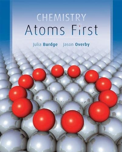 9780077440428: Chemistry: Atoms First