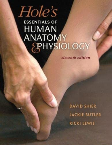 9780077441500: Hole's Essentials of Human Anatomy & Physiology