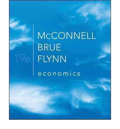 9780077441609: [(Economics )] [Author: Campbell R. McConnell] [Aug-2011]