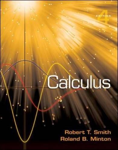 9780077442965: Calculus