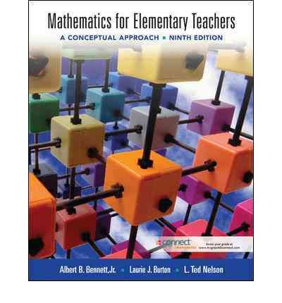 9780077442989: Mathematics for Elementary Teachers: A Conceptual Approach