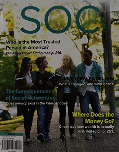 9780077443191: SOC 2014, Third Edition Update