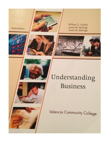 9780077445522: Understanding Business - Valencia Community College - 9th edition
