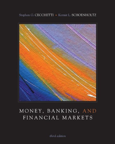 9780077445935: Money, Banking and Financial Markets