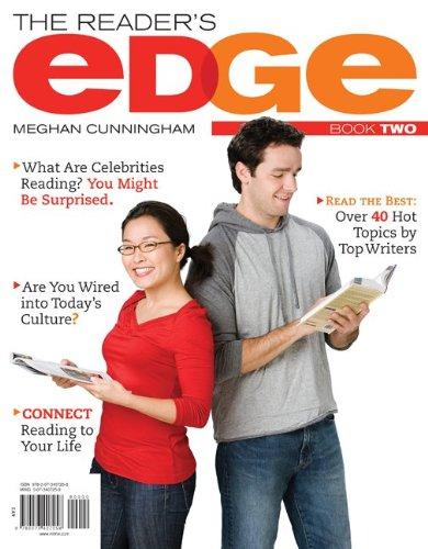 Reader's Edge Book II w/ Florida Exit: Meghan Cunningham