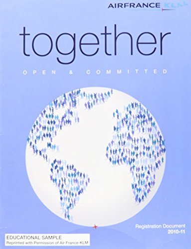 Together: Open and Committed: Air France