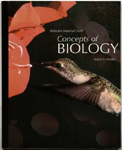 9780077446796: Concepts of Biology