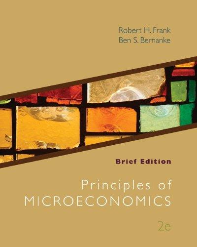 9780077447946: Principles of Microeconomics, Brief