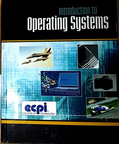 9780077449209: Introduction to Operating Systems ECPI College of Technology edition
