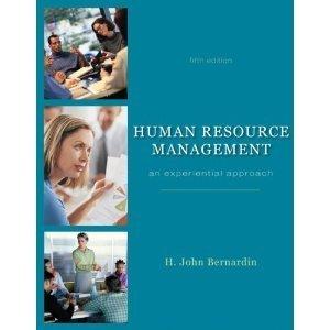 9780077450694: Human Resource Management: An Experiential Approach