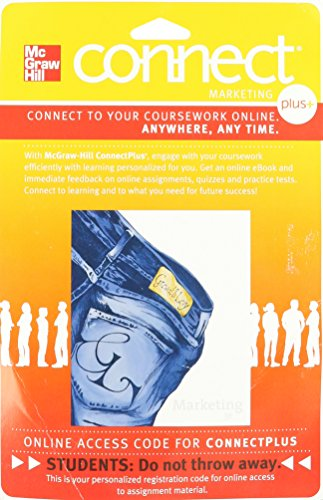Connect Plus Marketing with LearnSmart 1 Semester: Grewal, Dhruv
