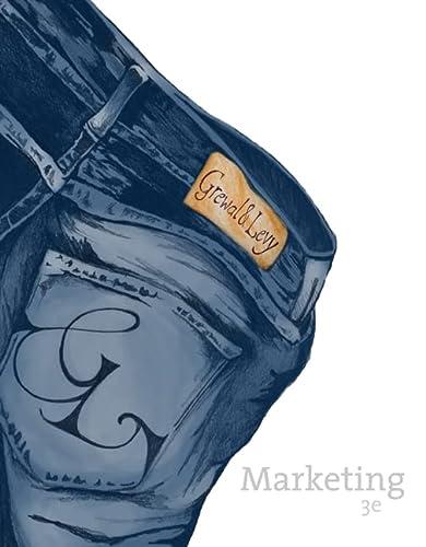 Loose-leaf Marketing; 3rd Edition: Dhruv Grewal, Michael