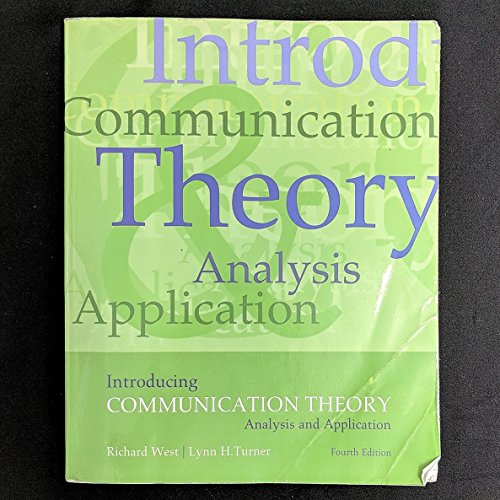 9780077451998: Introducing Communication  Theory: Analysis and Application