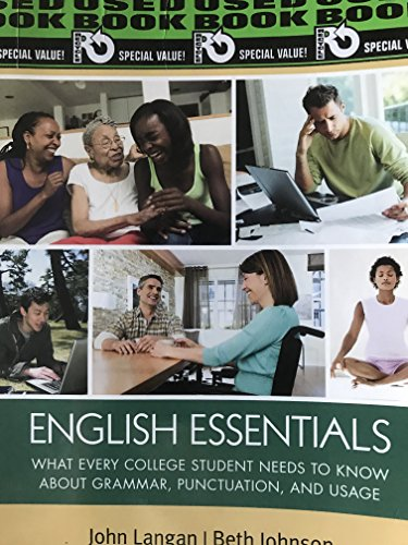 9780077453022: English Essentials What Every College Student Needs To Know About Grammar, Punctuation, And Usage 3rd Edition Annotated Instructor's Edition