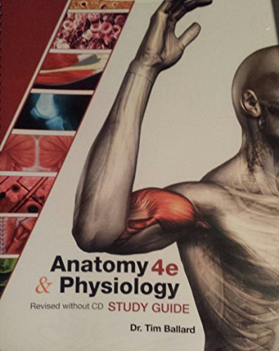 9780077453558: Anatomy & Physiology Study Guide (Revised without CD)