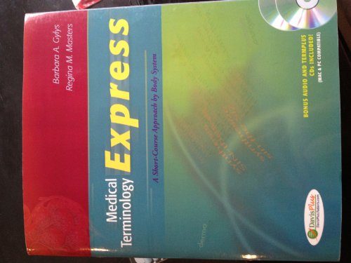 9780077456283: Medical Terminology Express with Cd