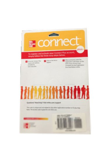 9780077457150: Connect Access Card w/ LearnSmart for Contemporary Management