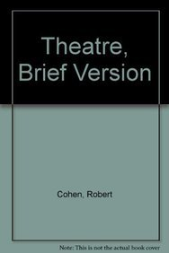 9780077457310: Looseleaf for Theatre Brief
