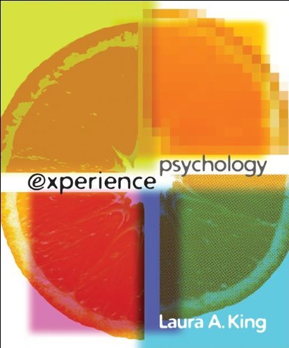 9780077458409: Experience Psychology