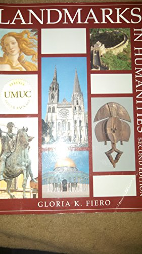 9780077458485: Landmarks in Humanities
