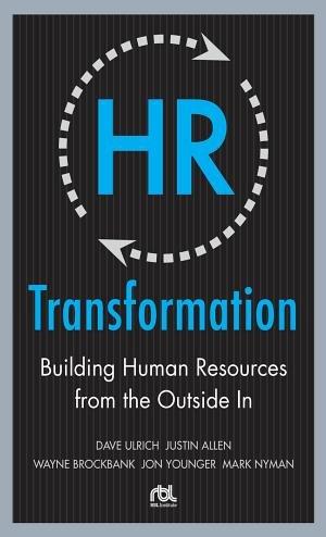9780077458775: HR Transformation